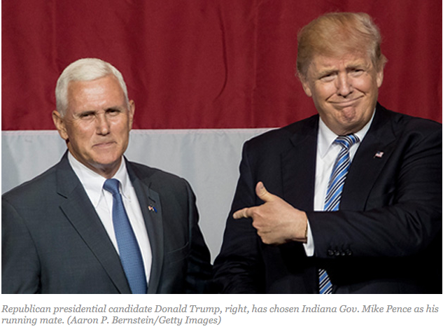 Best Reporting on Mike Pence