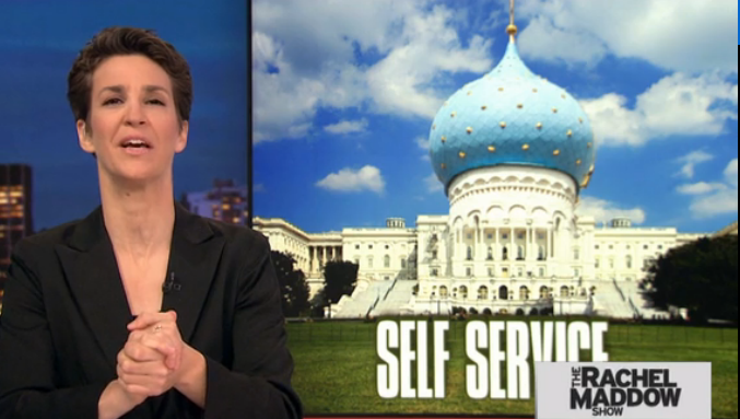 Rachel Maddow on Putin's kleptocracy and why Trump may be next