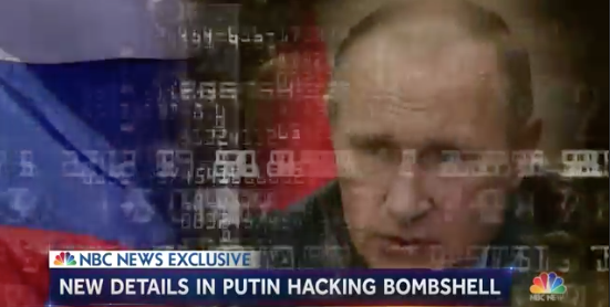 NBC News Why Didn't Obama Do More About Russian Election Hack?