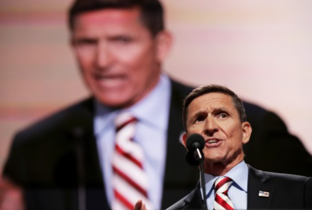 NBCNews: Mike Flynn, Trump's Pick for National Security Advisor, 'Inappropriately Shared' Classified Info
