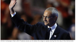 CBS News: John Podesta hits FBI over Russian hacking