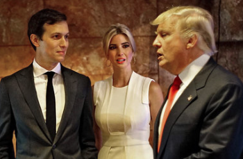 NYT: Jared Kushner, Trump In-Law and Adviser, Chases a Chinese Deal
