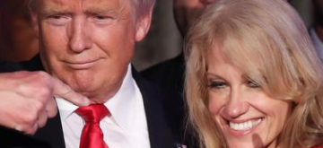 USA Today: Trump tweets his anger that Kellyanne Conway interview cut short