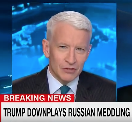 AC 360: Trump Downplays Russian Meddling Despite Intel Report
