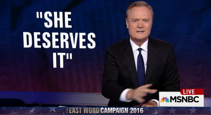 MSNBC's Lawrence O'Donnell analyzes the first Clinton-Trump presidential debate: When class president & class clown debated