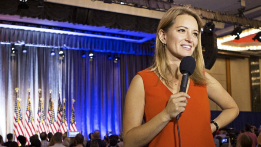 Katy Tur: My Crazy Year with Trump