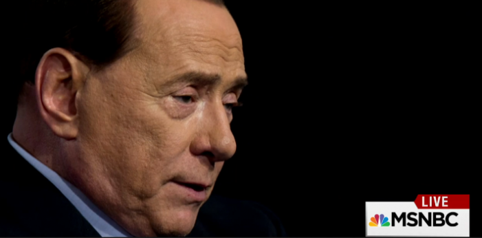 MSNBC: Silvio Berlusconi: The world leader who may be most like Donald Trump