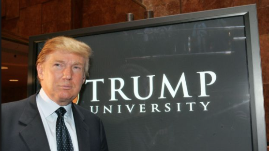 Politico: Trump pays out $25 million to settle Trump University litigation