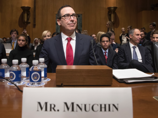 NYT: Steven Mnuchin, Treasury Nominee, Failed to Disclose $100 Million in Assets