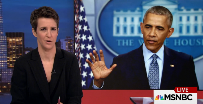 Rachel Maddow on the stunning list of accomplishments during Barack Obama's presidency