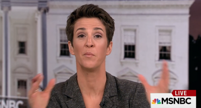 Rachel Maddow: On Inauguration Day Trump Justice Department moves to delay Texas voting rights case