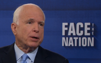 "CBS News: Sen.John McCain says Putin is a ""thug"" and ""killer"""