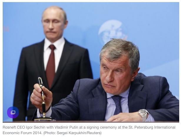 Yahoo News: U.S. intel officials probe ties between Trump adviser and Kremlin