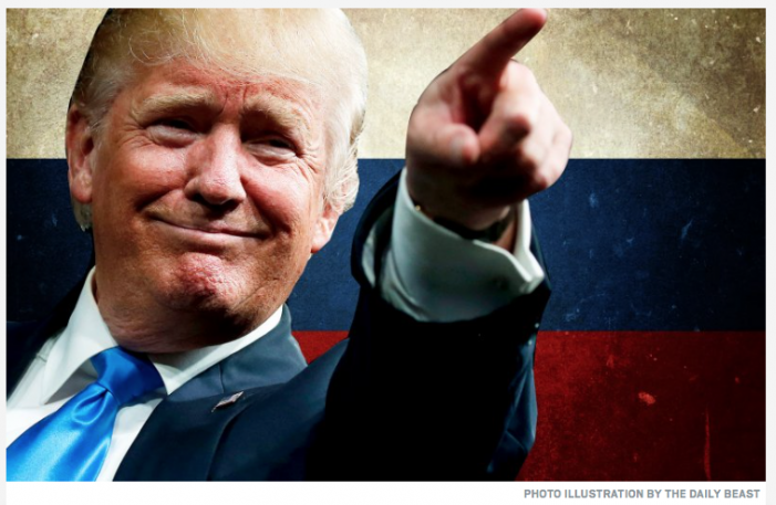 Daily Beast: Trump's Russia Towers: He Just Can't Get Them Up