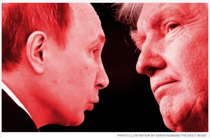 Daily Beast: When Donald Trump Was More Anti-NATO Than Vladimir Putin