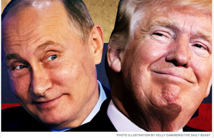 Daily Beast: Trump and Russia: All the Mogul's Men