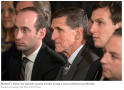 NYT: Michael Flynn Resigns as National Security Adviser