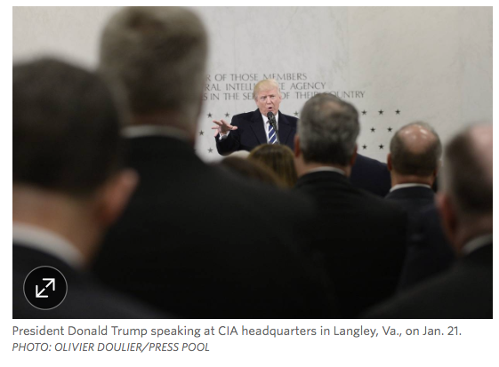 WSJ: Spies Keep Intelligence From Donald Trump on Leak Concerns