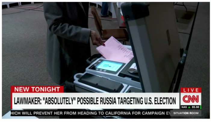 CNN: Hacking the election? Feds step in as states fret cyber threats