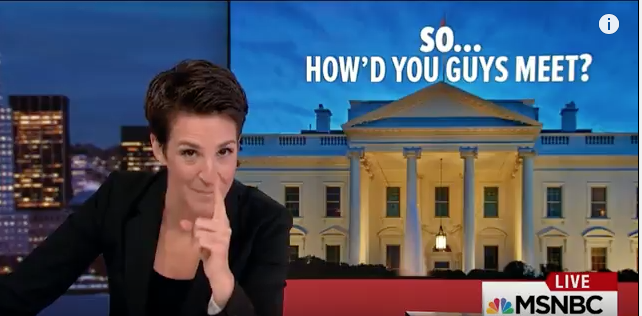 Rachel Maddow: New Commerce Secretary at nexus of lucrative Trump Russian deal. Choices like Wilbur Ross, Paul Manafort & Rex Tillerson not so odd from a Russian Perspective. WH denials raise new questions.