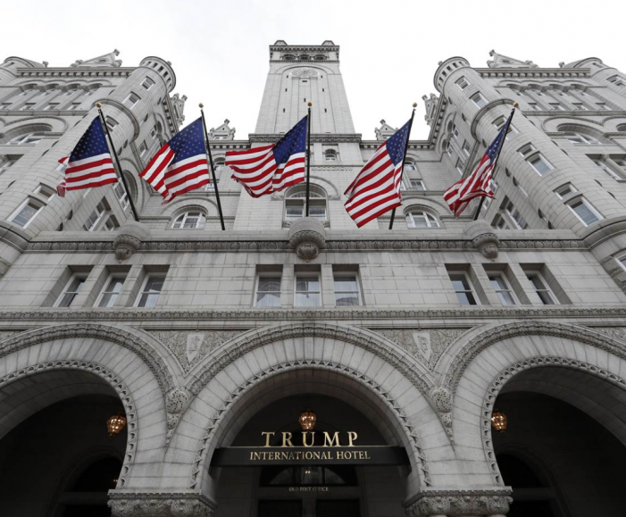 NBC News: Wine Bar Sues Donald Trump for Unfair Competition Over D.C. Hotel