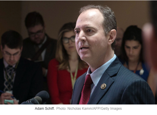 NY Mag: Schiff Says Nunes Canceled Russia Hearing to Protect Trump