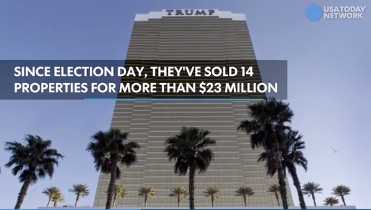 USA Today: Trump condos worth $250 million pose potential conflict