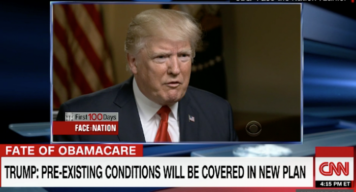 CNN Money: High-risk pools won't match Obamacare's protections for pre-existing conditions