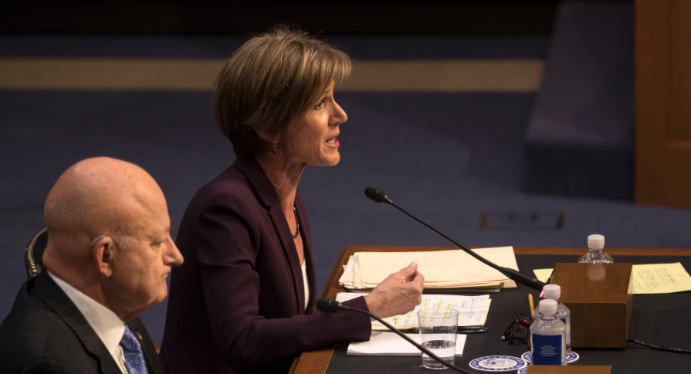 NYT: Six Takeaways From Monday's Senate Hearing on Russia