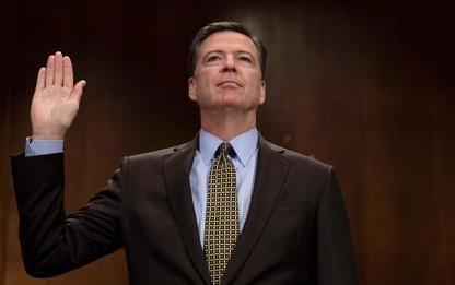 NBC News: James Comey Testimony: Nine Key Moments from the Hearing