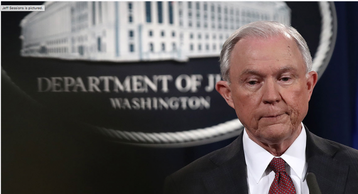 Politico: Sessions getting sucked further into Trump's Russia mess