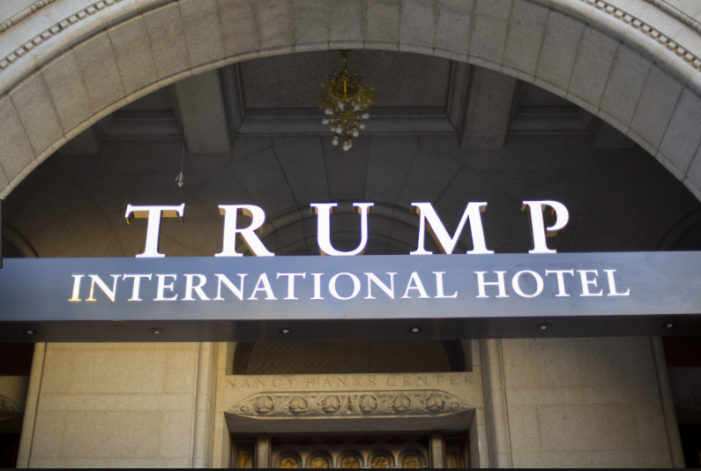WP: D.C. and Maryland AGs: Trump 'flagrantly violating' emoluments clause