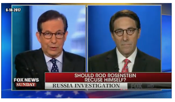 FOXNEWS: Chris Wallace grills Trump's attorney Jay Sekulow in a blistering interview.