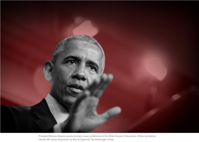 WP: Obama's secret struggle to punish Russia for Putin's election assault