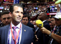 NYT: Russian Dirt on Clinton? 'I Love It,' Donald Trump Jr. Said.