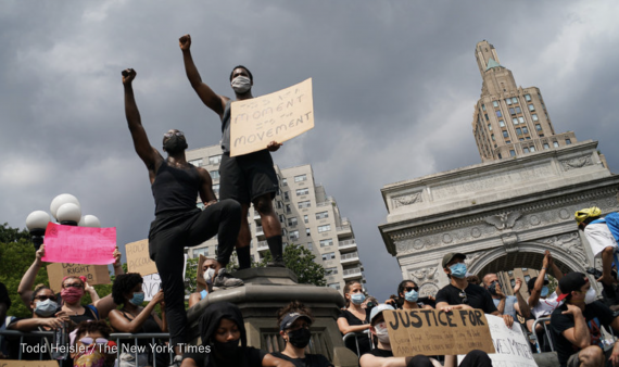 NYT: How Police Unions Became Such Powerful Opponents to Reform Efforts